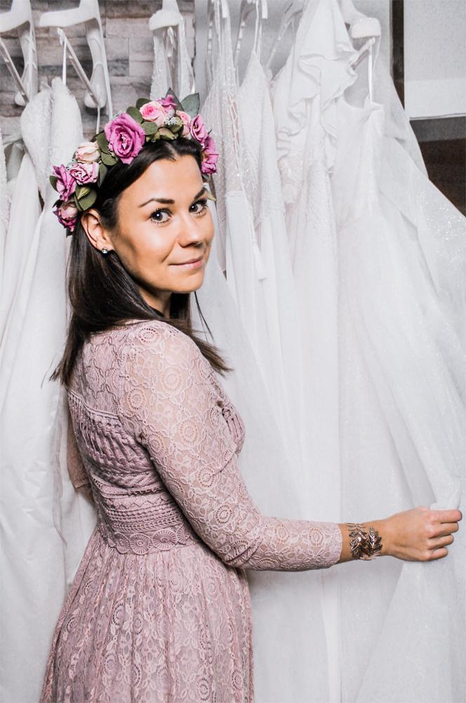 Brautglanz am Schwanenteich · Brautmodengeschäft Minden